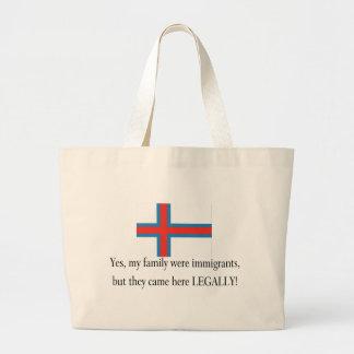 Faroe Islands Tote Bags