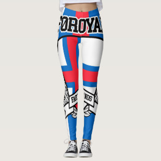 Faroe Islands Leggings
