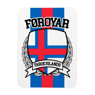 Faroe Islands Magnet