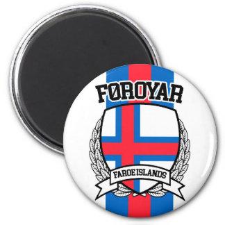 Faroe Islands Magnet