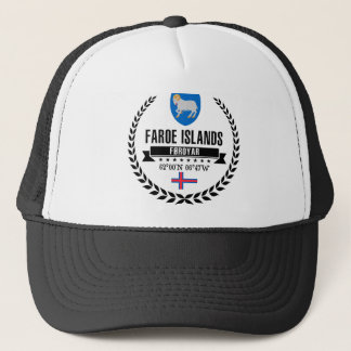 Faroe Islands Trucker Hat