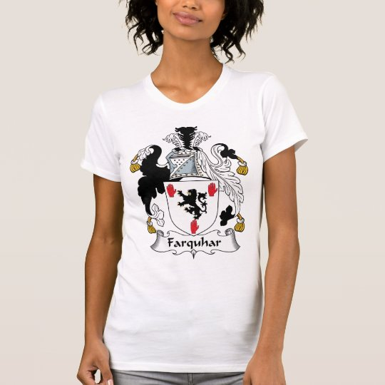 Farquhar Family Crest T-Shirt