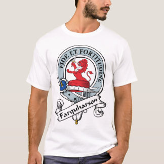 Farquharson Clan Badge T-Shirt