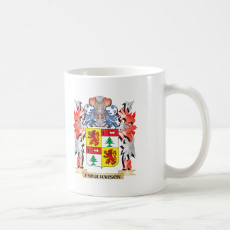 Farquharson Coat of Arms - Family Crest Coffee Mug