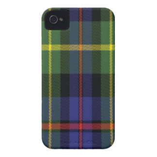 Farquharson Scottish Tartan iPhone4 case