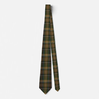 Farrell Clan of Ireland Tartan Tie