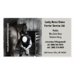 Farrier - Horseshoe Horse Hoof Services.