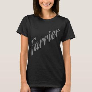 Farrier in Silver T-Shirt
