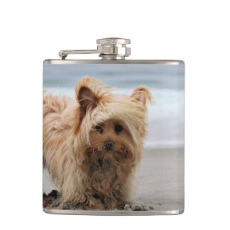 Farris - Lucy - Mixed Breed Hip Flask