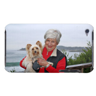 Farris - Lucy - Mixed Breed iPod Touch Cases