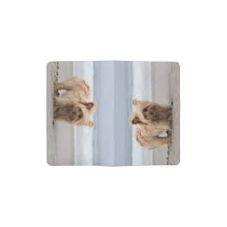Farris - Lucy - Mixed Breed Pocket Moleskine Notebook