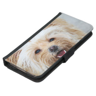 Farris - Lucy - Mixed Breed Samsung Galaxy S5 Wallet Case