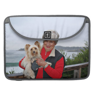 Farris - Lucy - Mixed Breed Sleeve For MacBooks