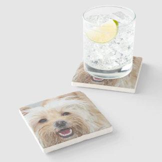 Farris - Lucy - Mixed Breed Stone Coaster