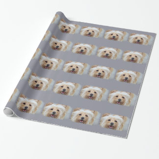 Farris - Lucy - Mixed Breed Wrapping Paper