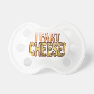 Fart Blue Cheese Pacifier