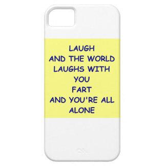 fart iPhone 5 case