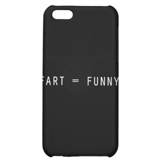Fart = Funny Cover For iPhone 5C