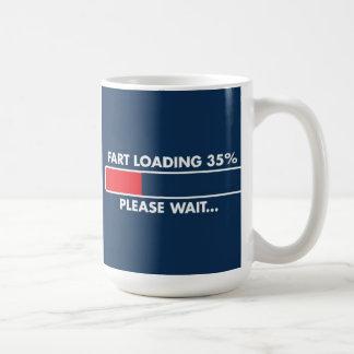 Fart Loading Mug