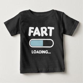Fart Loading Please Wait Baby T-Shirt