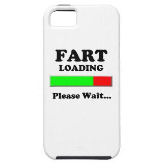 Fart Loading Please Wait iPhone 5 Case
