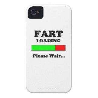 Fart Loading Please Wait iPhone 4 Case