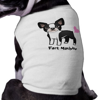 Fart Machine (boston terrier) Dog Clothes