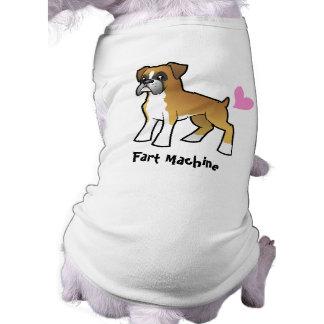 Fart Machine (Boxer) Dog Clothes