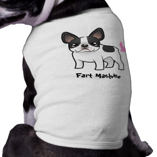 Fart Machine (French Bulldog) Pet Clothes