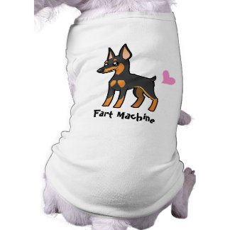 Fart Machine (Min Pin/Manchester Terrier) Dog Clothing