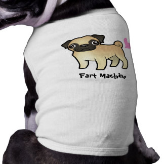 Fart Machine (pug) Shirt