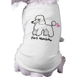 Fart Machine (puppy cut poodle) Pet Tee