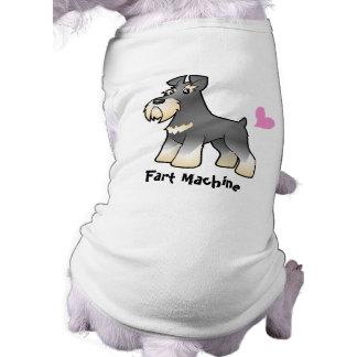 Fart Machine (Schnauzer) Shirt