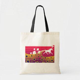 Farticorn Tote Canvas Bags