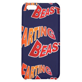 FARTING BEAST - hilarious innuendo humor iPhone 5C Covers