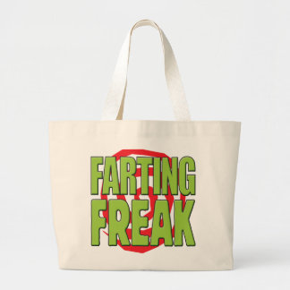 Farting Freak G Canvas Bags