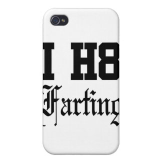farting cover for iPhone 4