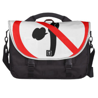 Farting is Forbidden Bag For Laptop
