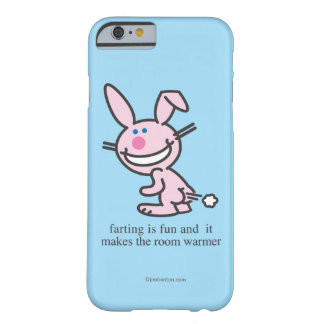Farting is Fun Barely There iPhone 6 Case