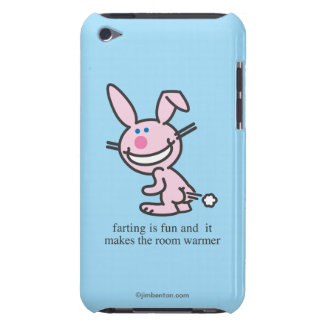 Farting is Fun iPod Touch Cases