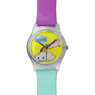Farting Unicorn Watch