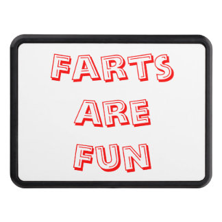 Farts Are Fun Hitch Cover