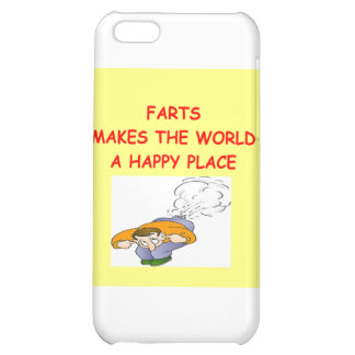 farts cover for iPhone 5C