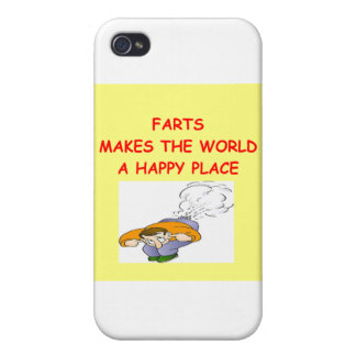 farts cases for iPhone 4
