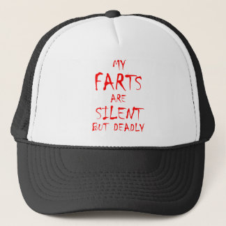 Farts - Silent but Deadly 2 Trucker Hat