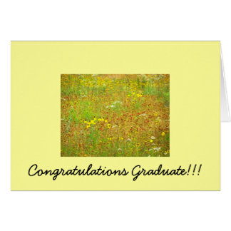 Farty pants Smarty Pants GRADUATE Greeting Card