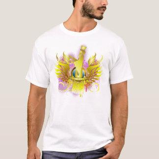 Farvahar Ahoora Mazda by Parthiana T-Shirt