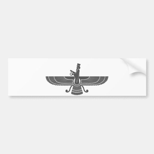 Farvahar Bumper Sticker