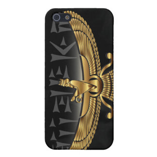 Farvahar Gold Case For The iPhone 5