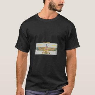 farvahar, Good Thought, Good Words, Good Deeds T-Shirt